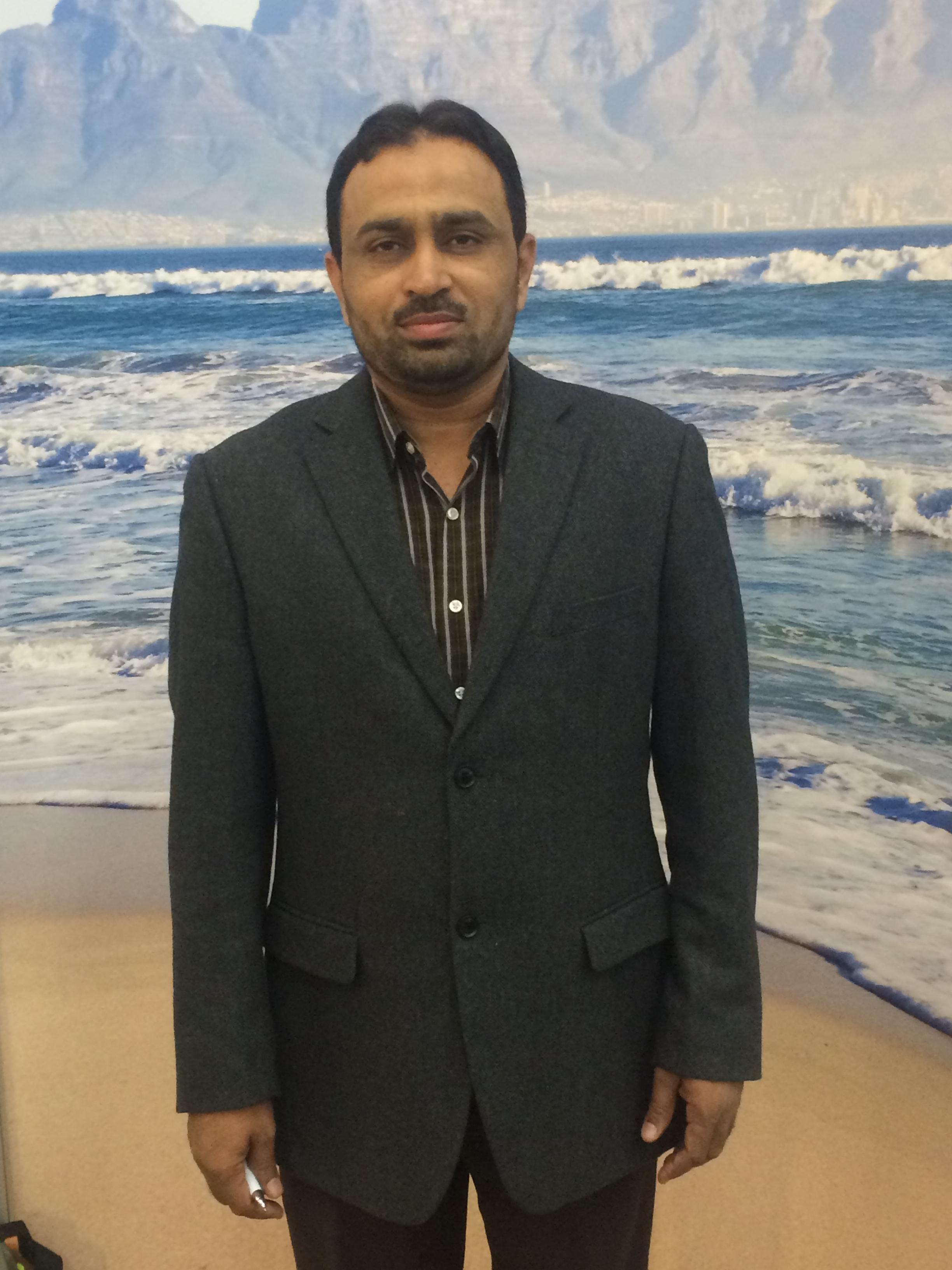 Muhammad Kashif  Saleemi